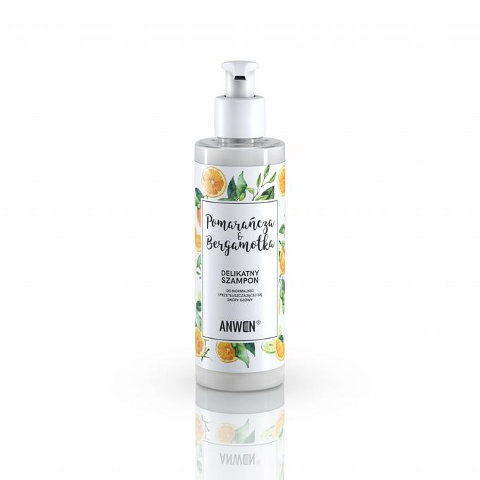 Anwen - szampon z bergamotką