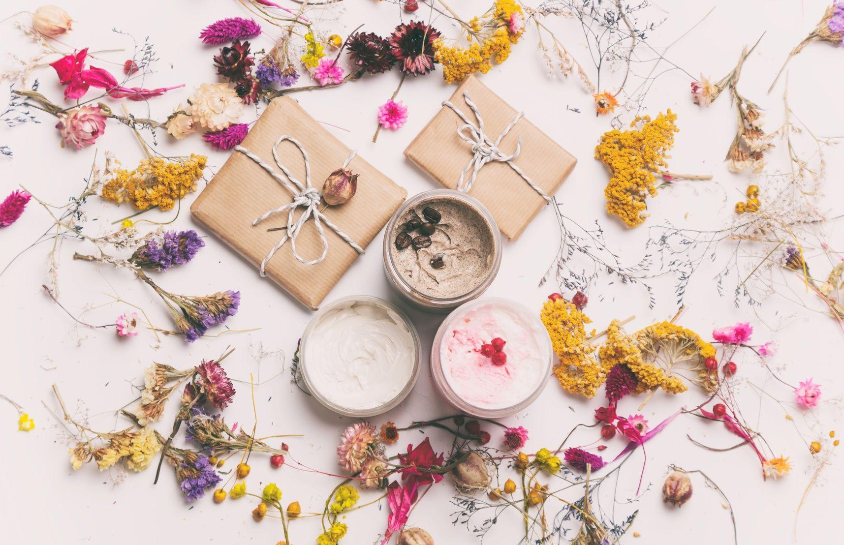 kosmetyki naturalne dobrym pomysłem na prezent